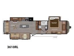 Montana Fifth Wheel Floor Plans Fifth Wheels For Sale Near Lexington Ky Day Bros Rv Sales
