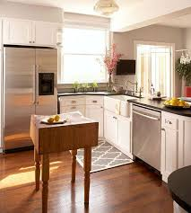 small kitchens with islands for seating small kitchen island with seating ivory wall golden pine island