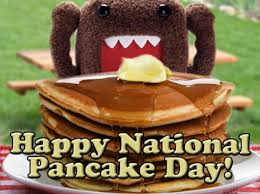 Domo Meme - domo on twitter happy national pancake day from domo http t