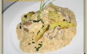 cuisiner rognons de veau recette rognons de veau à la crème 750g