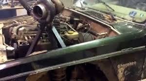 turbo jeep cherokee turbo jeep cherokee 4 0 youtube