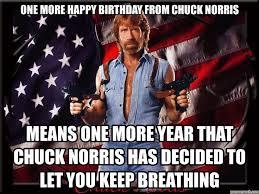 Birthday Memes Dirty - chuck norris birthday card best 25 chuck norris birthday ideas
