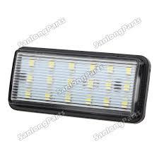 park place lexus jordan case 2x 18 smd license plate lights lamps for lexus lx470 toyota land