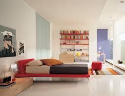 Kids Single Beds For Boys Kids Bedroom Images With Fantastic Red Single Bed And Masculine