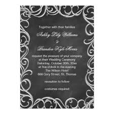 Gothic Halloween Wedding Party Invitation by The 25 Best Gothic Wedding Invitations Ideas On Pinterest Black