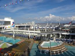 oasis of the seas cruise ship overview