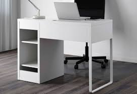 Micke Desk White by Ikea Micke Desk With Hutch Back White L Shaped Glass Executive