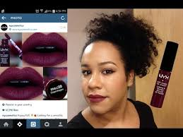Lipstik Nyx Transylvania diy nyx copenhagen transylvania dupe