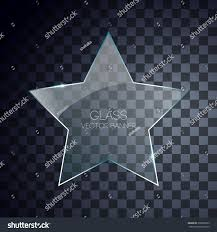 star glass crystal buttons banners shine stock vector 536892973