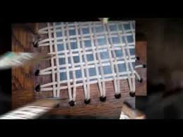 chair caning hole to hole the wicker woman youtube