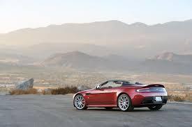 test drive 2015 aston martin v12 vantage s roadster ny daily news