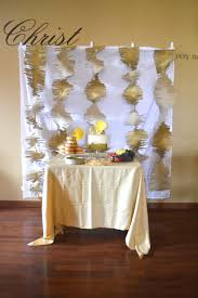 white and gold baby shower baby shower archives the daily hostess