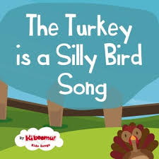 the turkey is a silly bird thanksgiving song by the kiboomers tpt