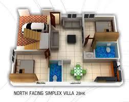 Duplex Home Design Plans 3d 900 Sq Ft Duplex House Plans With Car Parking Arts Design
