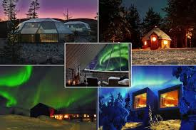 places you can see the northern lights 10 amazing places where you can see the northern lights and sleep