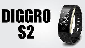 sleep app bracelet images Diggro s2 smart band fitness tracker heart rate monitor jpg