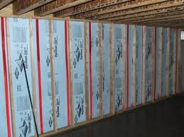 Basement Ceiling Insulation Sound by Basement Insulation Guide Home Construction Improvement