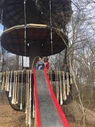 treehouse hotel pennsylvania 3 tiered tree house picture of treehouse world west chester