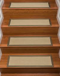 halton carpet stair treads chocolate premade carpet stair
