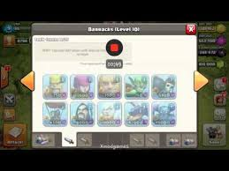 download game mod coc thunderbolt clash of clan unlimited everything mod thunderbolt youtube