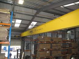 Box Beam Demag 5 Tonne Single Box Beam Overhead Crane Buy Overhead Cranes