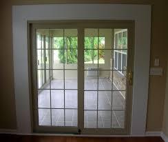 patio doors simonton sliding patio door doors windows internal