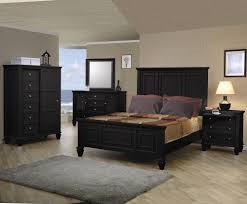 Black And Mirrored Bedroom Furniture Black California King Bedroom Furniture Sets Video And Photos