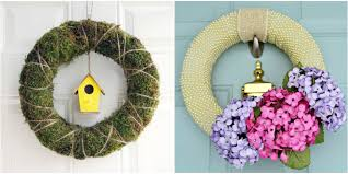 how to make easter wreaths 36 diy wreaths to deck out your door for easter wreaths easter