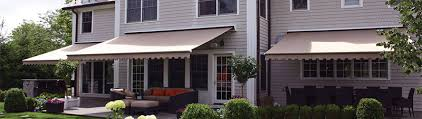 Motorized Awning Windows Motorized Retractable Awnings Superior Sun Solutions Phoenix Az