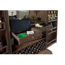 Home Bar Furniture by Howard Miller Monaciano Wine U0026 Bar Cabinet 695 168 Home Bars Usa