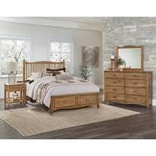 maple furniture bedroom american maple 402 by vaughan bassett belfort furniture