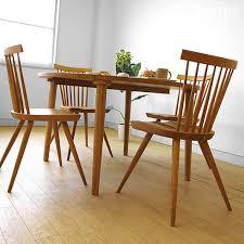 oak wood dining table joystyle interior rakuten global market circular dining table