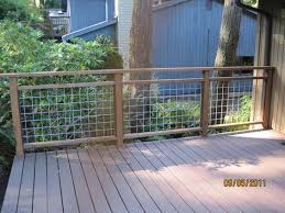 How To Build A Banister 32 Diy Deck Railing Ideas U0026 Designs That Are Sure To Inspire You