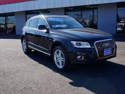 2013 audi q5 2 0 t used 2013 audi q5 for sale beaverton or