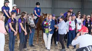 victor harbor riding for the disabled arena grand opening photos