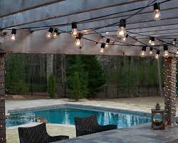 Backyard Party Lights by 155 Best Patio And Deck Lighting Ideas Images On Pinterest