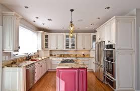 Cherry Espresso Cabinets Design Tip More Cabinet And Granite Pairings
