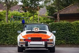police porsche dutch police 1989 porsche 911 targa