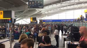 british airways black friday british airways cancels all heathrow gatwick flights after
