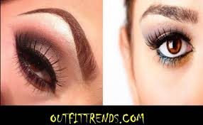 cool and stylish eye makeup ideas for brown eyes
