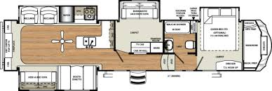 Bunkhouse Floor Plans by Forest River Sandpiper Rvs For Sale Camping World Rv Sales