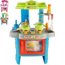 accessoire cuisine enfant infantastic cuisine pour enfants avec effets sonores et lumineux