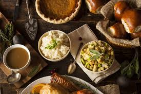 First Thanksgiving Feast Menu A 10 Day Thanksgiving Timeline Kitchn