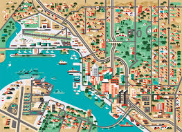 studio city map hey studio map of the wall journal of print