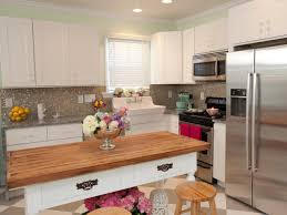 Painting Kitchen Cabinets Ideas Refinishing Kitchen Cabinet Ideas Pictures U0026 Tips From Hgtv Hgtv