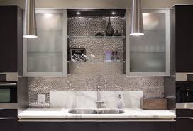 wall mounted kitchen faucet with sprayer tiles backsplash beige and white kitchen stone border tiles wall