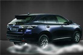 lexus harrier horsepower 2015 toyota harrier hybrid review release and price new car