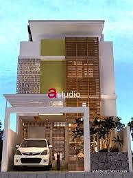 desain rumah lebar 6 meter desain renovasi rumah dengan lebar 6m arsitektur rumah tinggal dan