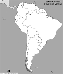 outline of south america map free south america maps maps of south america maps of south