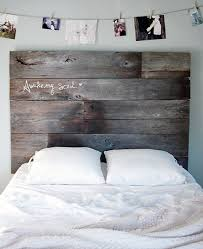 Picture Frames Made From Old Barn Wood 101 Headboard Ideas That Will Rock Your Bedroom Bedrooms Rock